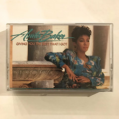 ANITA BAKER:GIVING YOU THE BEST THAT I GOT(CT)(JACKET A)