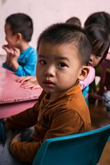 nursery schooler, Cam Thanh Village