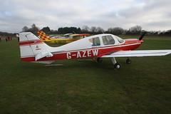 G-AZEW Beagle B121-150 [B132] Popham 010119