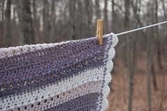 2/365 River Rock Blanket