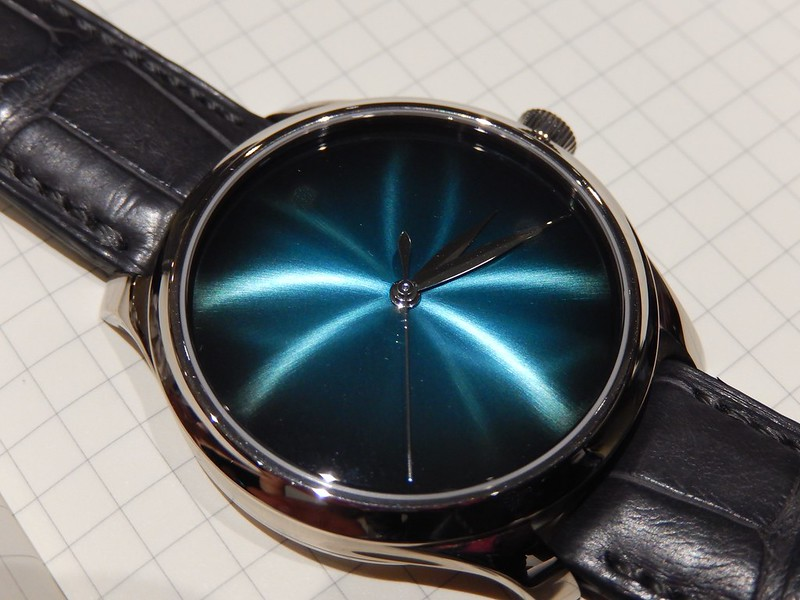 moser - [SIHH 2019] : reportage H.Moser & Cie 45874117355_c97781c41c_c