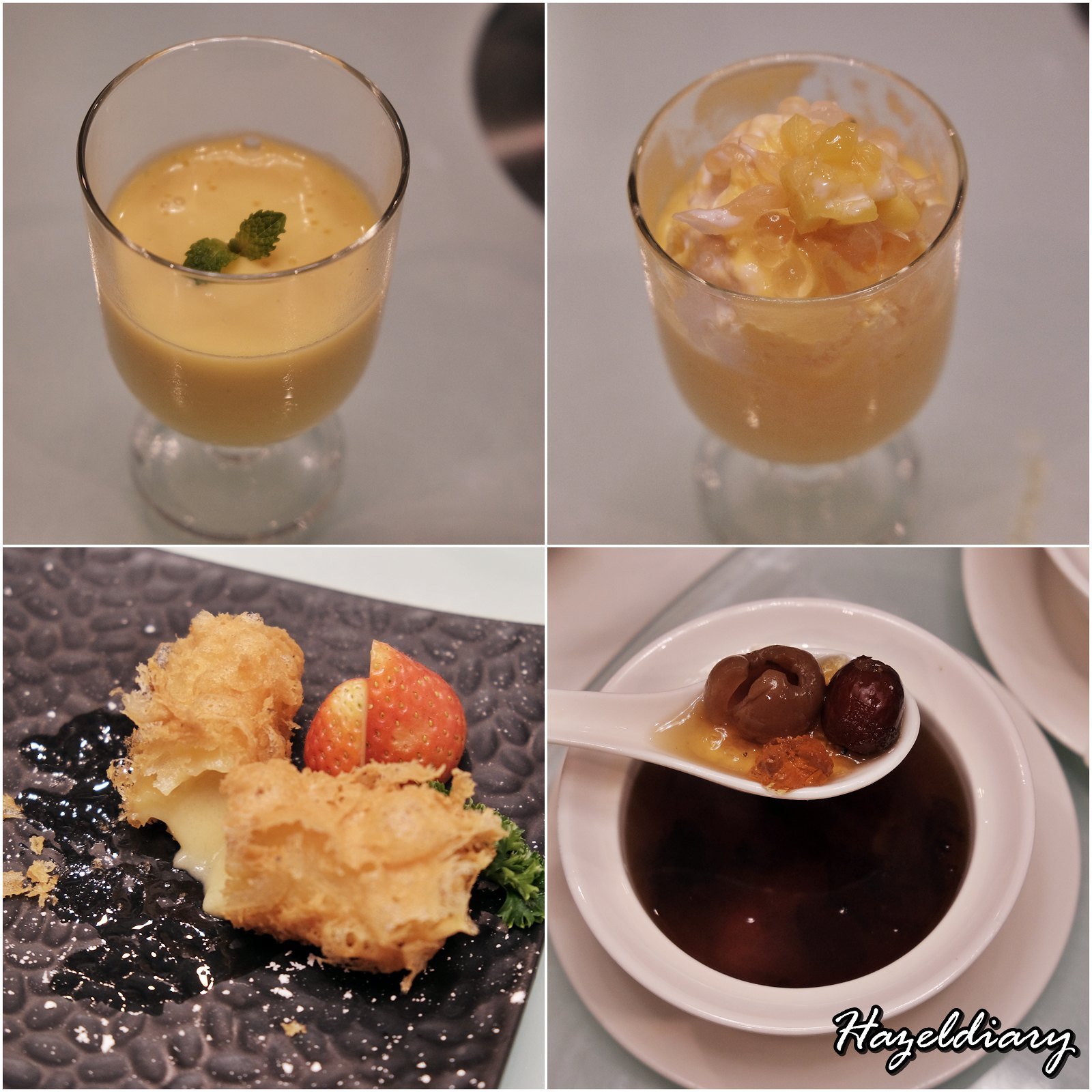 Jumbo Seafood Ion Orchard restaurant-Desserts