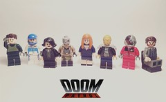DOOM PATROL (Read Desc)