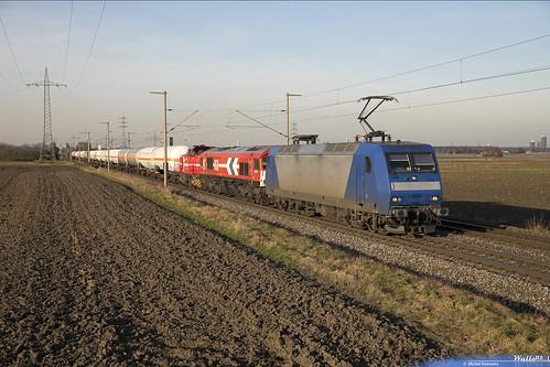 145 CL 203 + DE 669 + DH 717 RHC  . 95475 . Brühl . 16.02.19.