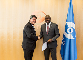 Presentation of Credentials by Guatemala | by The Official CTBTO Photostream