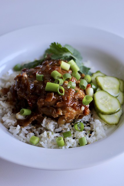 sweet chili chicken thighs
