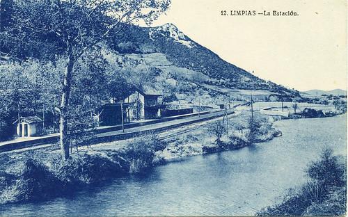 Limpias  -  La estación