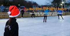 Le mois givré, Belfort, dec 2018 - jan 2019