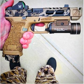 Parker Mountain Machine Glock 19 Gen 5 comp - AR15 COM