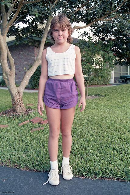 Neighborhood Girl, 1984
