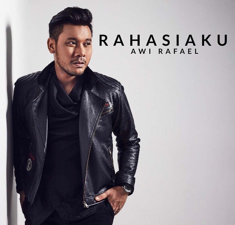 Single Cover Rahasiaku