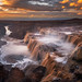 Waterfall Canyon by Wind Walk