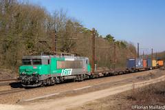 BB 22275 à Guillerval - Photo of Mérobert