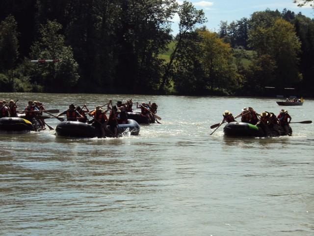 Schluchbootrennen 2010