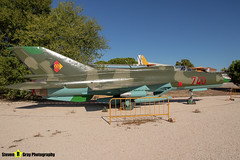 740---94A4302---East-German-Air-Force---Mikoyan-Gurevich-MiG-21SPS-Fishbed---Madrid---181007---Steven-Gray---IMG_1738-watermarked