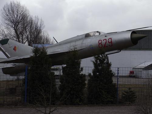 20110314 0201 118 Jakobus Merseburg Flugzeugmuseum