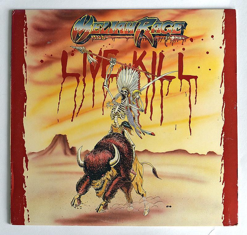 A0417 MELIAH RAGE - Live Kill