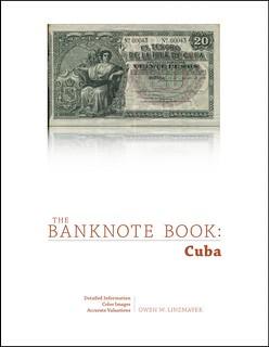 Bnknote Book Cuba cover