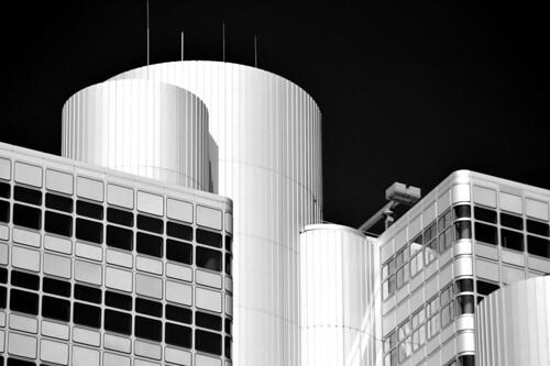 Munich - HVB Tower Detail
