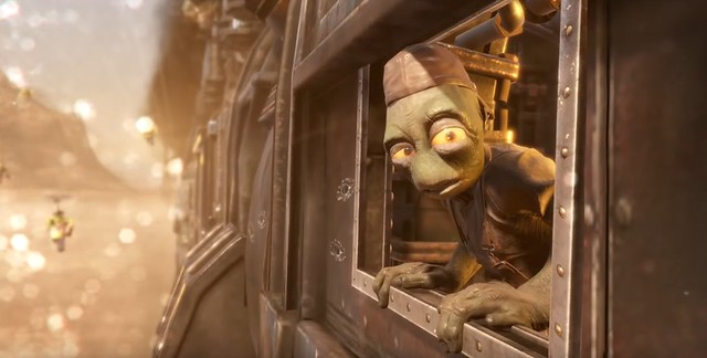Oddworld Soulstorm - Cinematic