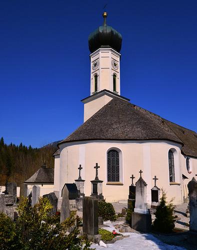 Jachenau - St. Nikolaus