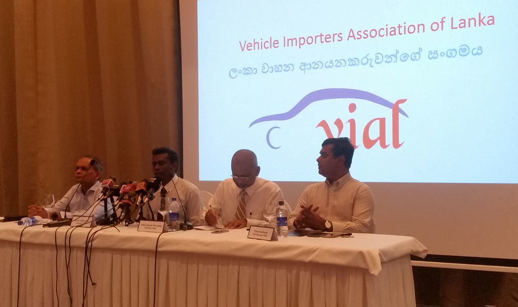 WITHDRAW THE CLASSIFICATION DECISION ISSUED Press Conference at Hilton Hotel Colombo,