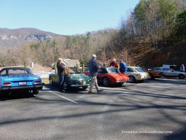 BCC Drive March 2019 at FromMyCarolinaHome.com