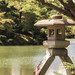 Kotoji-tōrō Lantern, Kenrokuen Garden - Kanazawa (Japan) by Andrea Moscato