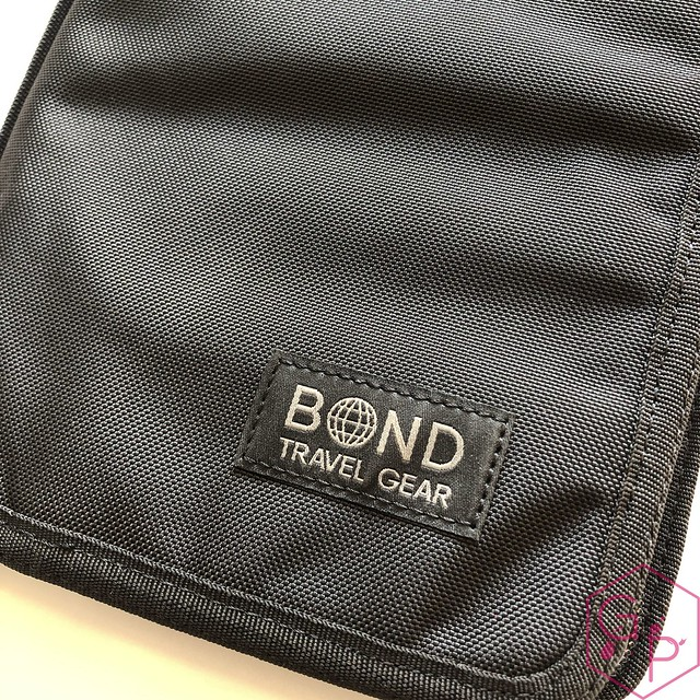 Bond Travel Gear Wallet & Field Journal & Tomoe River Notebooks Review 7