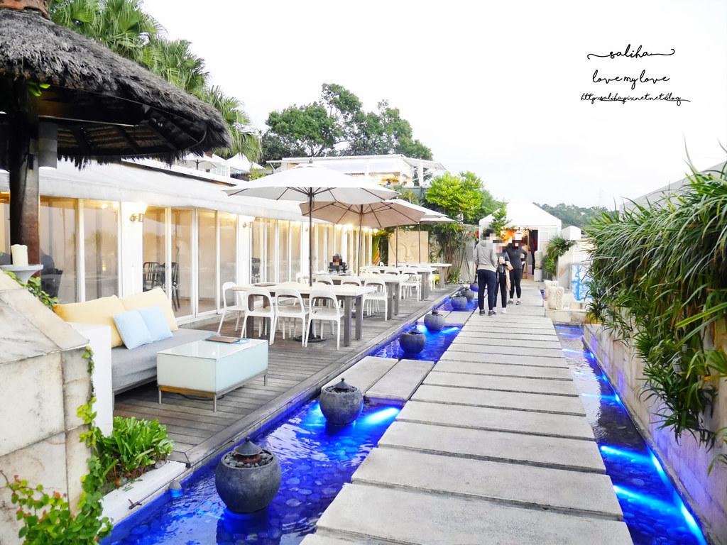 台北陽明山文化大學THETOP屋頂上夜景餐廳白天景色超浪漫情人節推薦大餐景觀餐廳 (9)