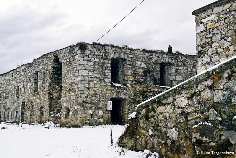 Верхняя крепость Зворника