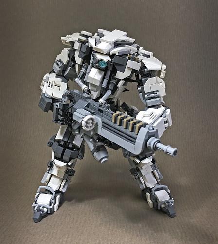 LEGO Robot Mk17-01