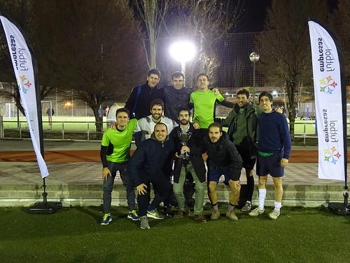 BNP Paribas campeón del Torneo Apertura 18_19