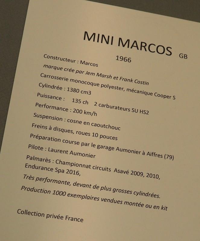 Marcos Mini 1380 1966  47048655111_24559bcfd4_c