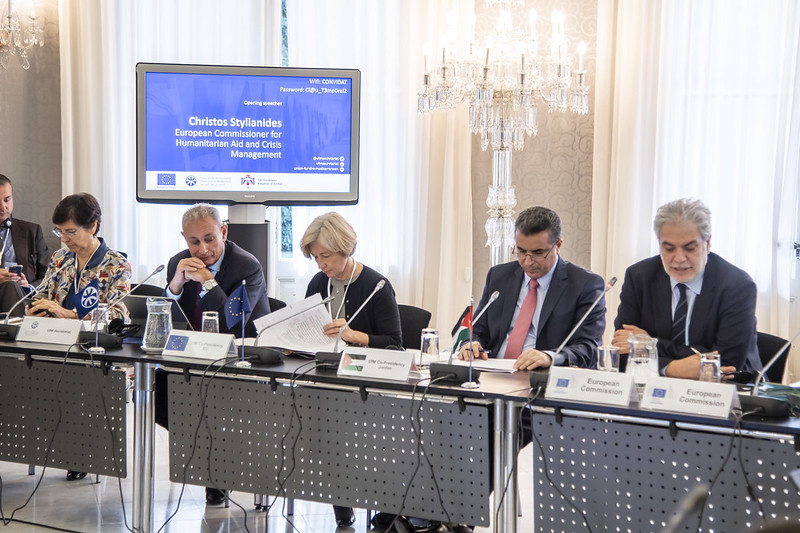 11-12.02.2019. 3rd Meeting of the Directors-General of Civil Protection of the UfM Member States