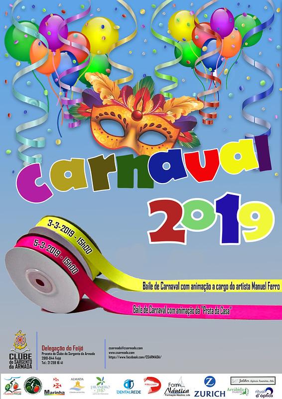 Cartaz Carnaval 2019