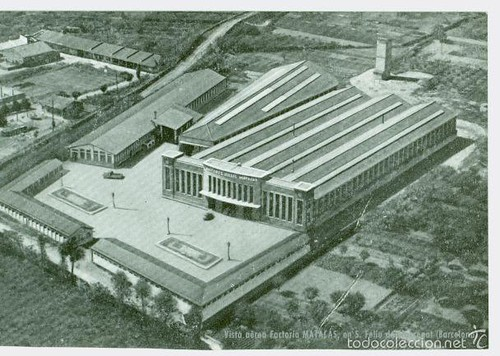 postal fàbrica Matacàs