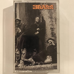3RD BASS:DERELICTS OF DIALECT(JACKET A)