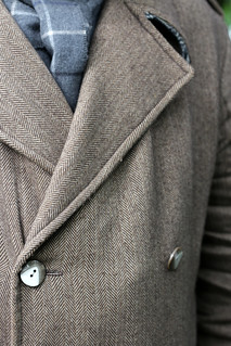 Thread Theory Goldstream Peacoat | by English Girl at Home