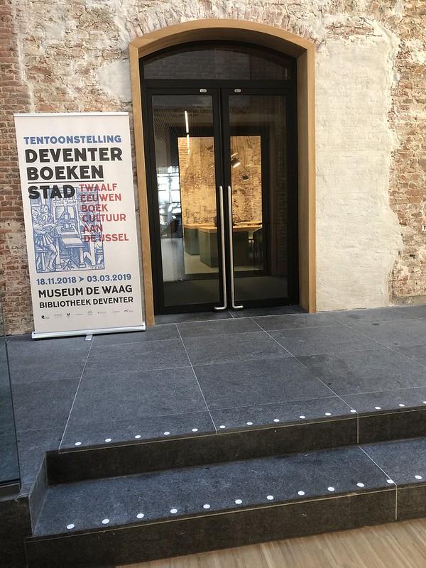 Bibliotheek Deventer maart 2019