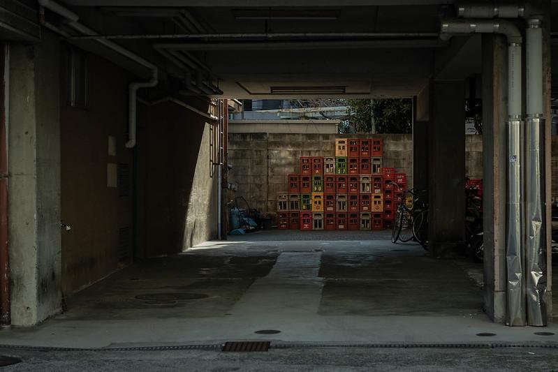 東急東横線跡地ウォーク