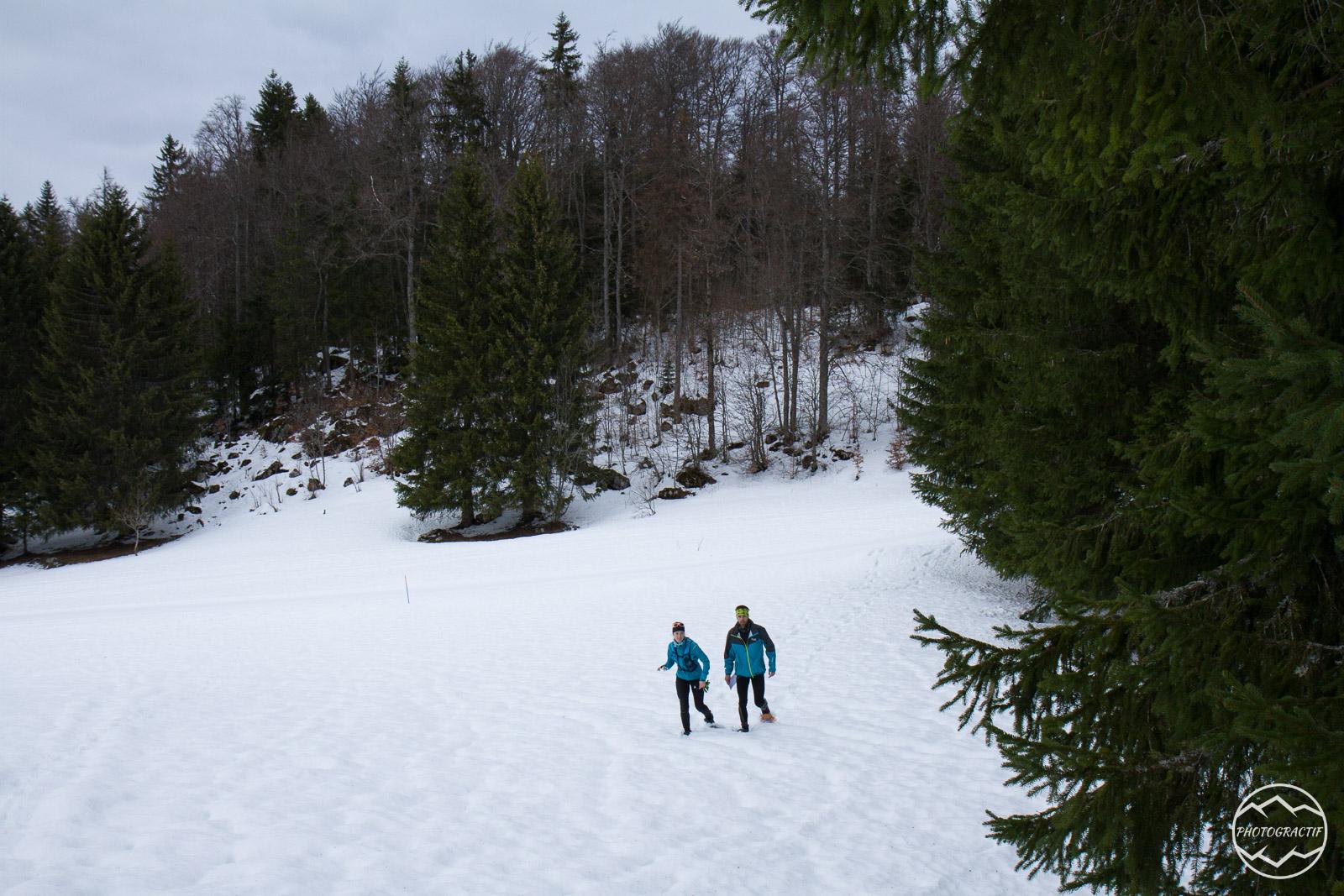 DSN Entrainement Ski Raquettes (77)