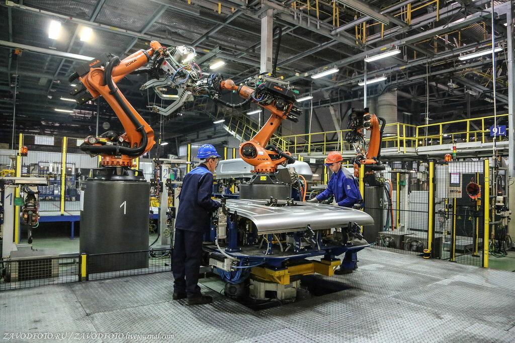 ТОП-10 самых роботизированных стран