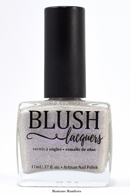 Blush Lacquers Faded Flowers Review