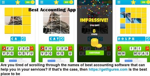 Best Accounting App -  Getfigures.com
