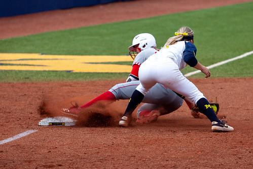 mgoblog-JD Scott-University of Michigan-Softball-Indiana University-4.5.19-2-18