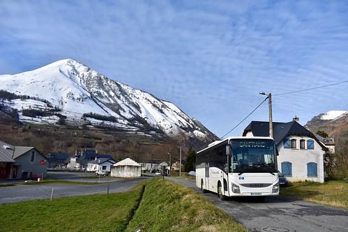 Bedous - Iveco Bus Crossway - 24/01/19