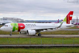 F-WWBI Airbus A320Neo Air Portugal