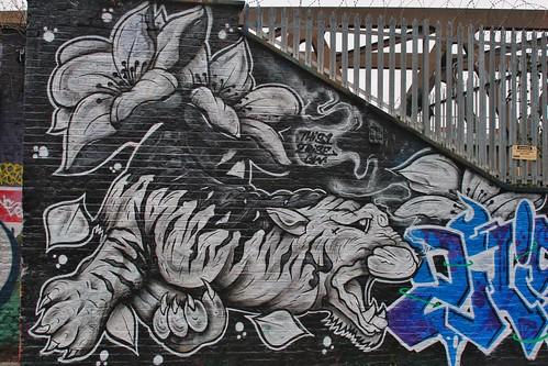 London Street Art 2019/034