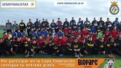 IX Copa Federación Benjamín Fase* Jornada 6